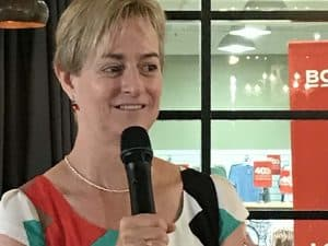 Christine Deutsche Life Coach at Drummoyne meeting