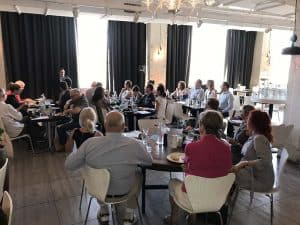 Inner West networking meeting in Drummoyne Sydney