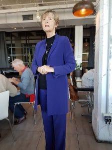 Margaret Munoz Personal consulting IWR member speech